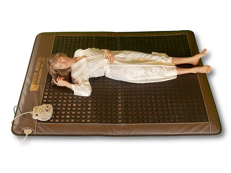Migun 865 Taşlı Çift Kişilik Uyku Yatağı